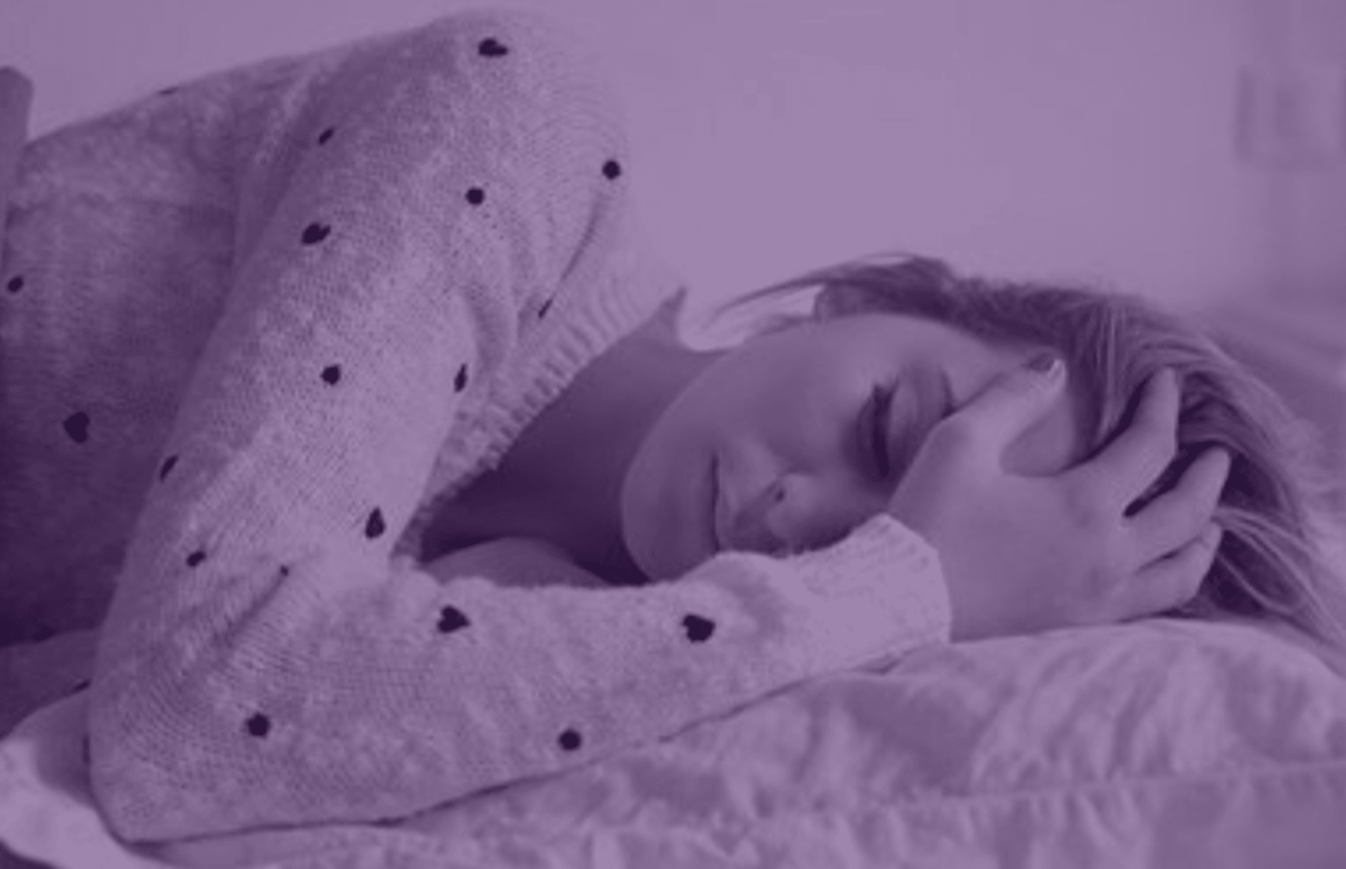 Purple ~ Sleep Guide For Anxiety