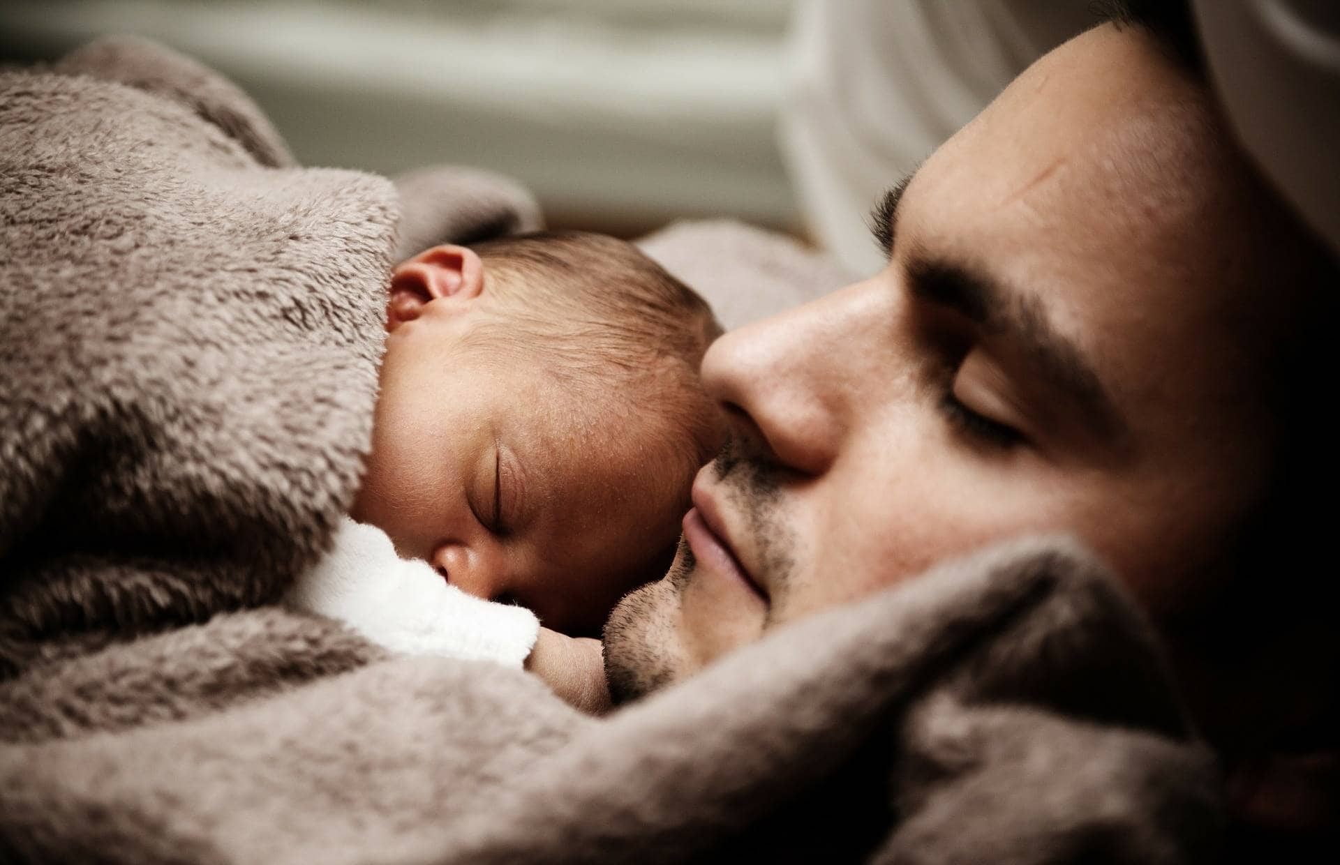 Men Can Also Suffer from Postpartum Depression