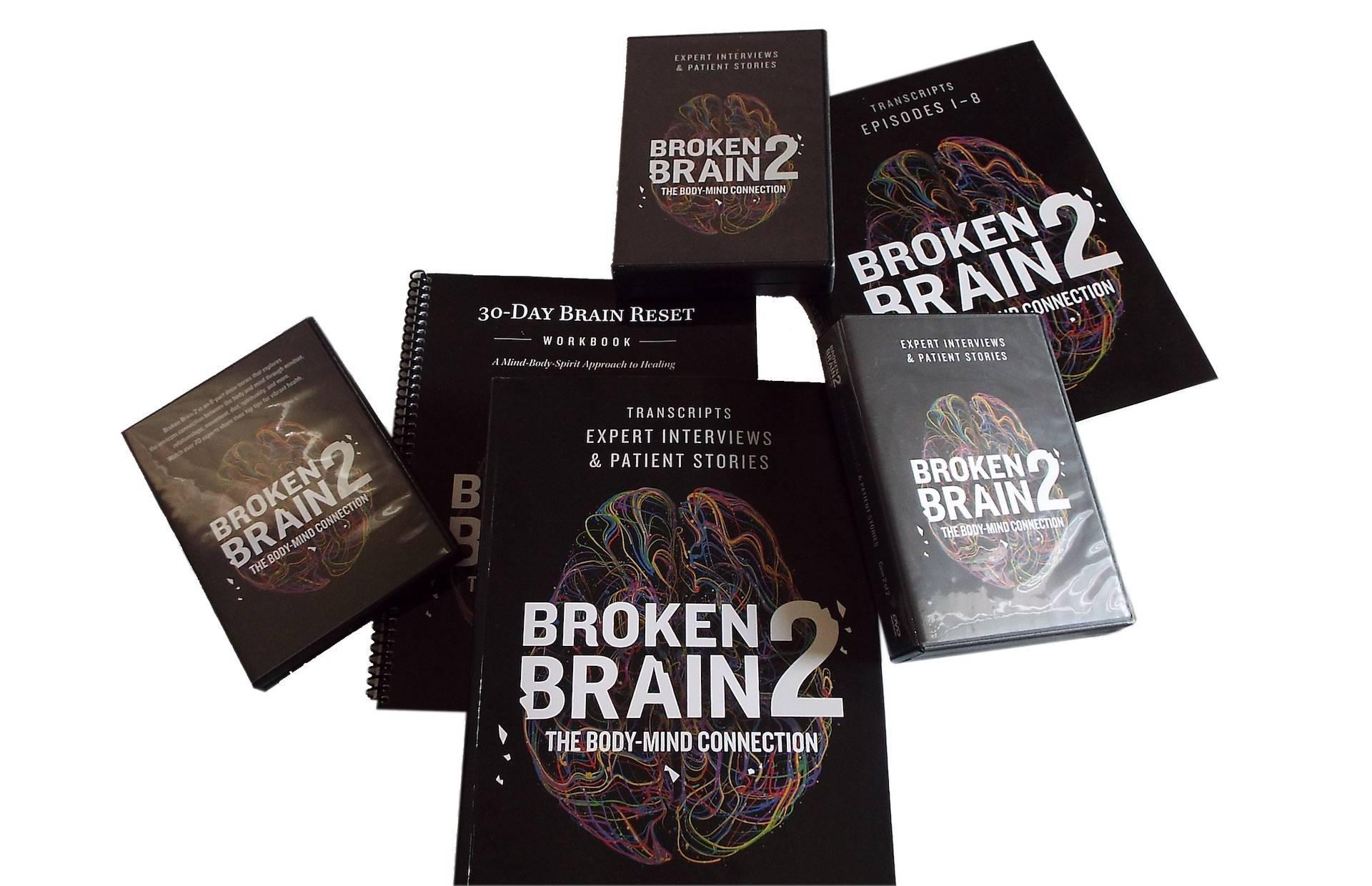 Dr. Hyman's Broken Brain 2