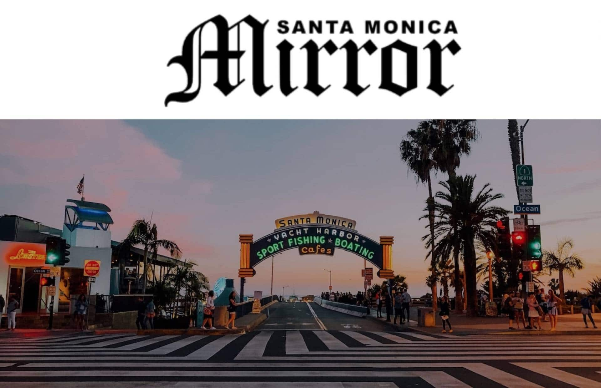 Santa Monica Mirror (Upcoming)