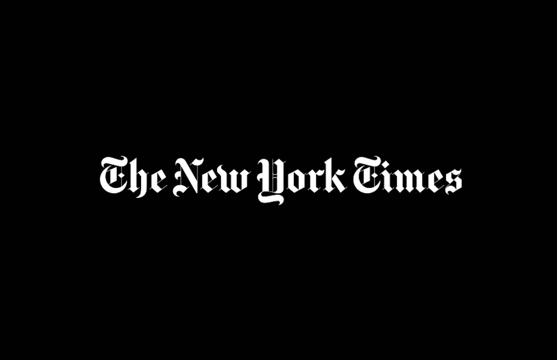 New York Times (Upcoming)
